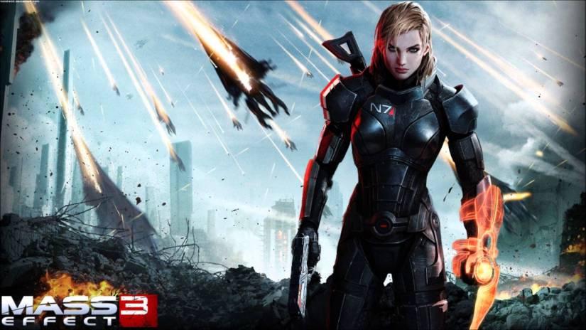 Mass Effect DoesMo-Cap