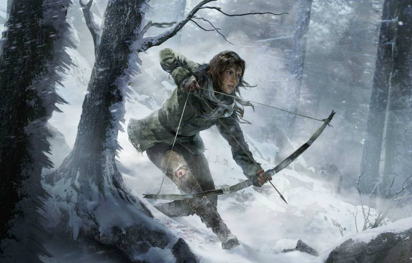 The Mysterious Future of Tomb Raider