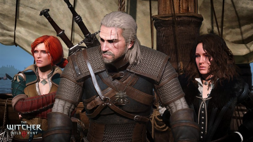 'Witcher 3' To Feature Real-Time Beard Growth