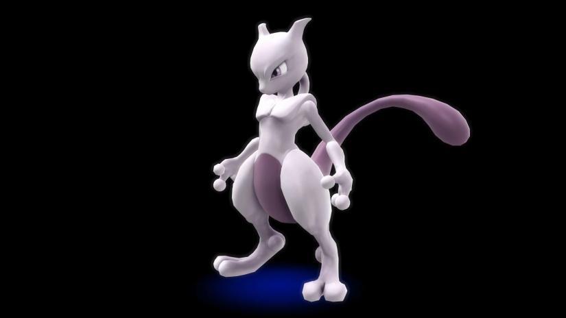 Pokémon's 'Mewtwo' Joins Super Smash Bros.4