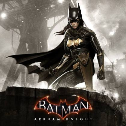 A first glimpse at Batgirl