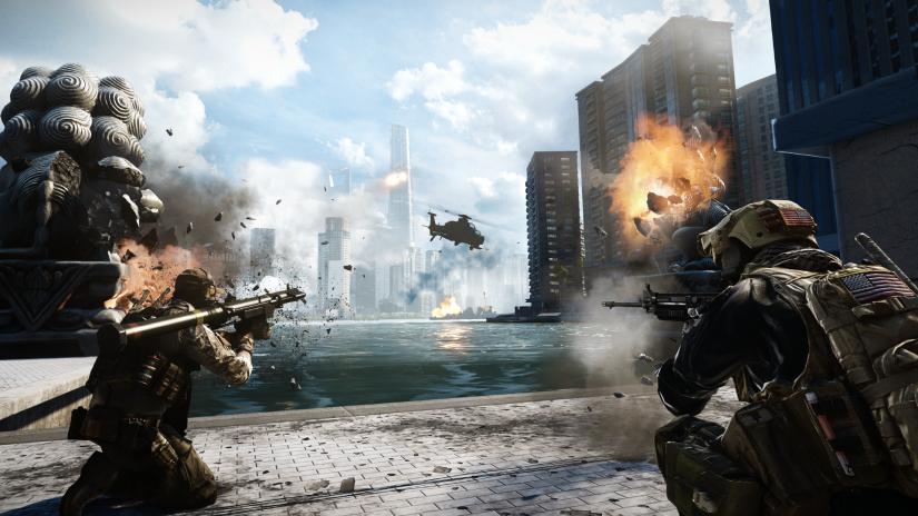 Big 'Battlefield 4' Update ComingTuesday