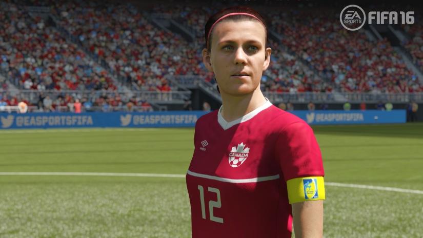 FIFA 16 To (Finally) Add Women's NationalTeams