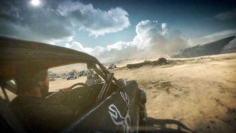 New 'Mad Max' GameTrailer