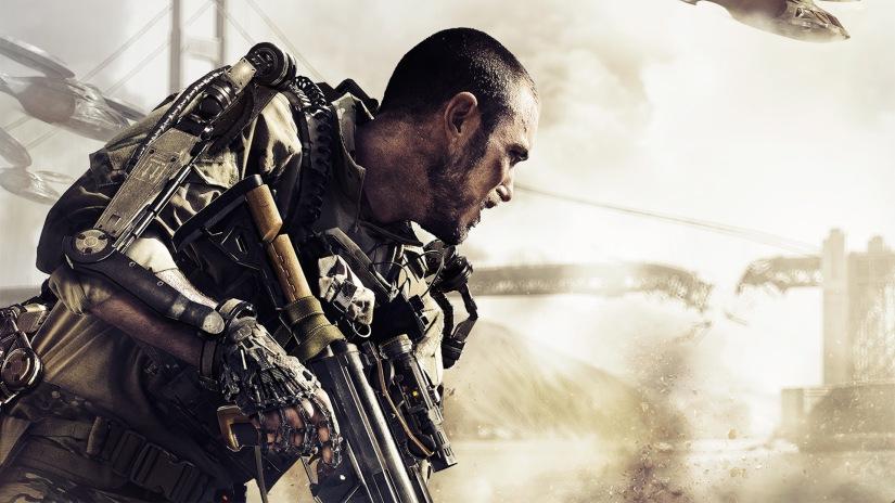 Xbox Gamers Get New Weapon in 'AdvancedWarfare'