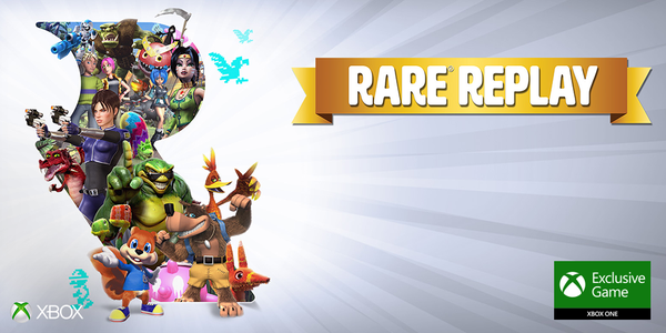 Rare Replay is coming to Xbox One on August 4th, 2015 for $30