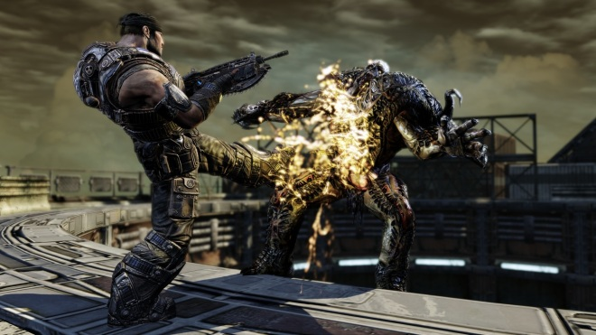 Gears of War 3 has aged nicely despite coming out nearly 5 years ago.