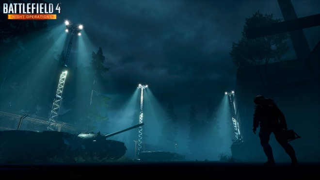 The tank assembly plant on Zavod: Graveyard Shift is a sniper's dream