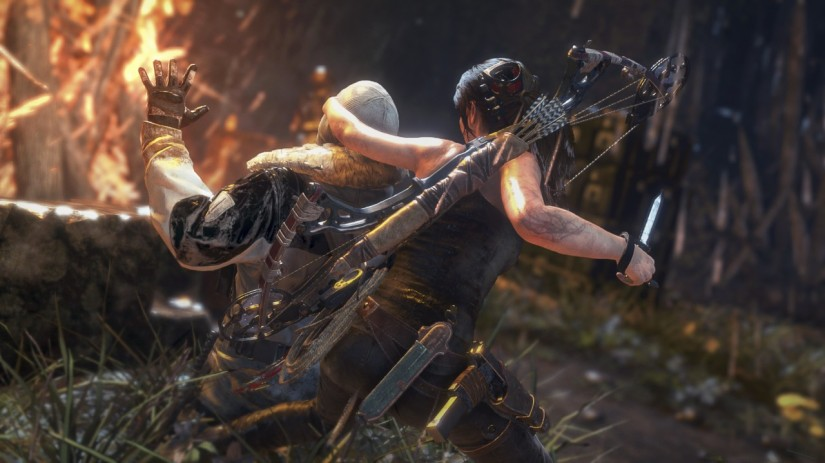 Square Enix teases new Tomb Raider