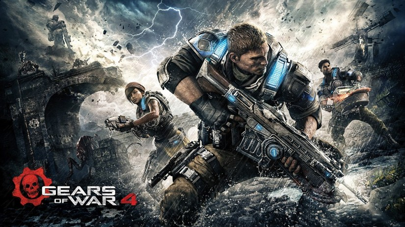 Gears of War 4 off to a turbulent launch