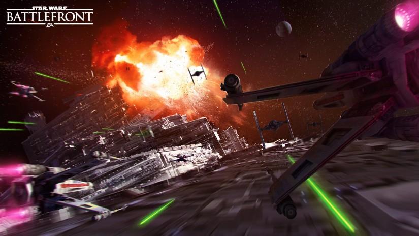Battlefront's Death Star DLC gets release date and thrillingtrailer