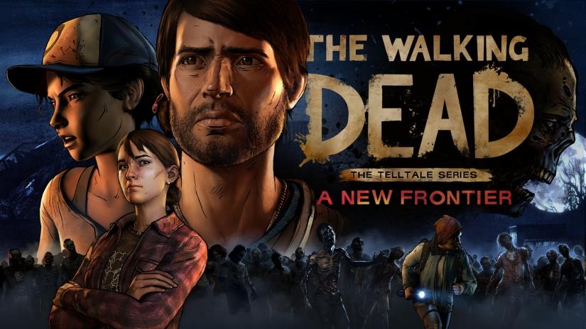 TellTale announces 'Walking Dead – A New Frontier' releasedate