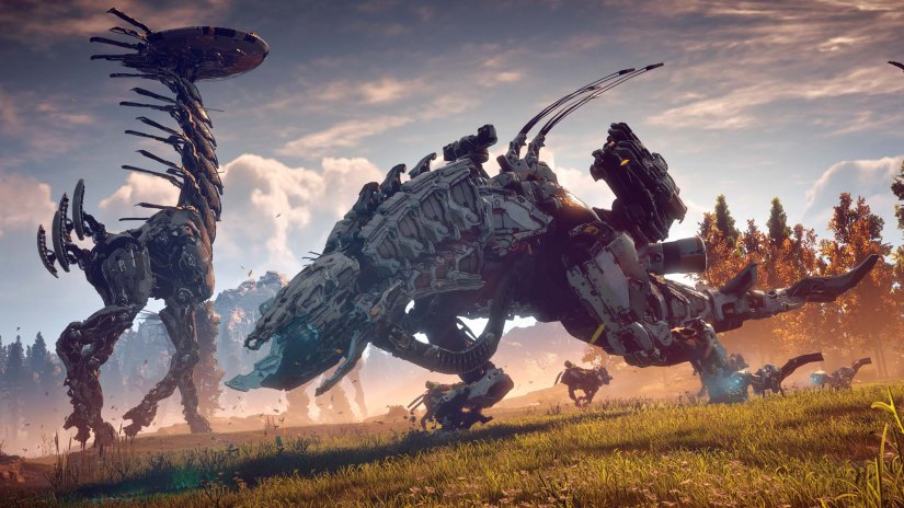 Horizon Zero Dawn sells big, expansion confirmed