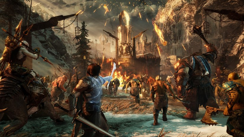 Shadow of War's Xbox One X enhancements detailed