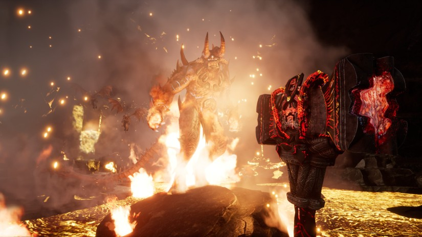 Citadel: Forged With Fire trailer is pure online RPGmagic