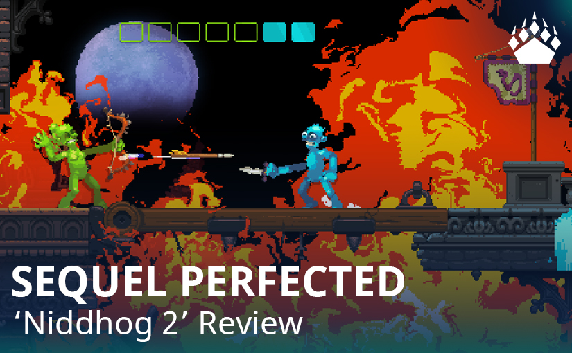 """Sequel Perfected – """"Nidhogg 2""""Review"""