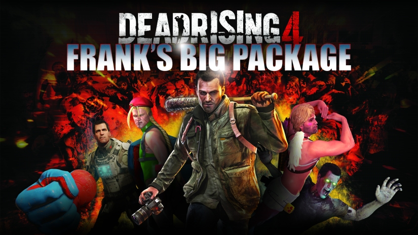Dead Rising 4 coming to PS4 thisDecember