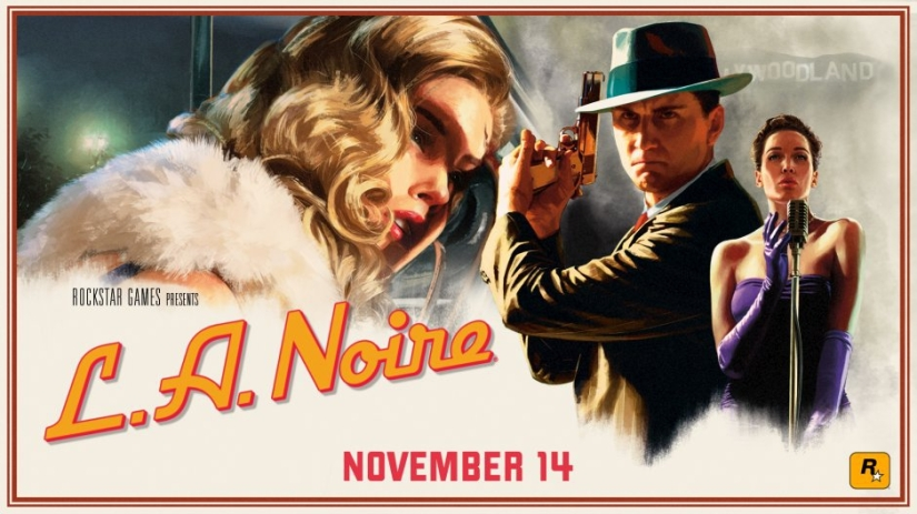 L.A. Noire coming to PS4, Xbox One and Nintendo Switch thisNovember
