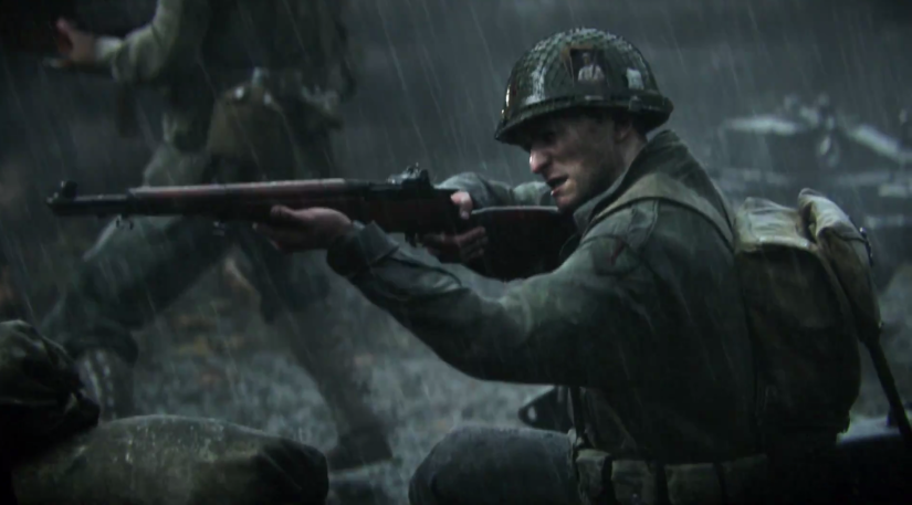 Call of Duty: WWII story trailer introduces personalnarrative