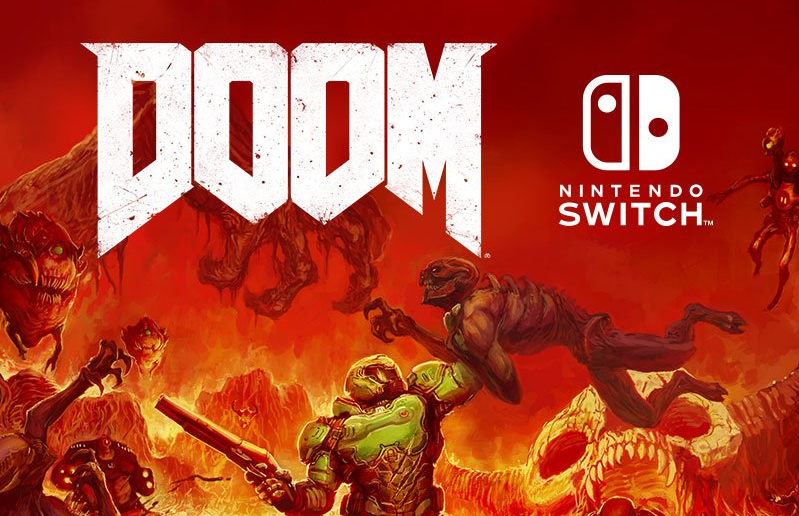 DOOM on Switch won't get SnapMap, multiplayer a separatedownload