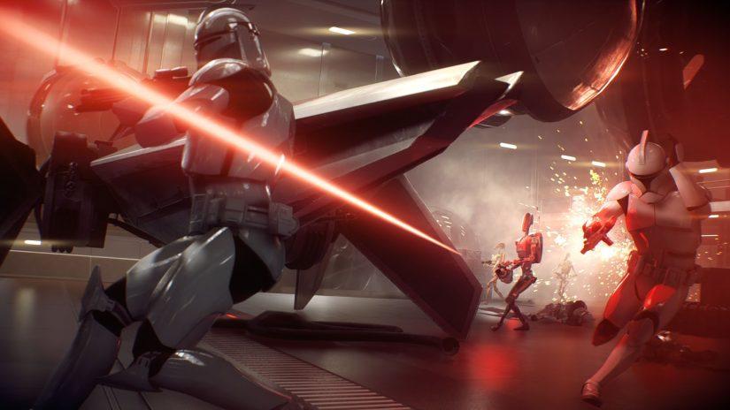 EA addresses some feedback following Battlefront IIbeta
