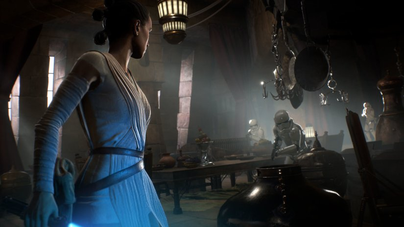 EA cuts cost of Star Wars Battlefront II's Heroes