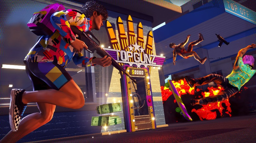 Radical Heights battle royale game  comes to Steam Early Access tomorrow